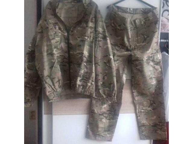 Letní komplet bunda + kalhoty